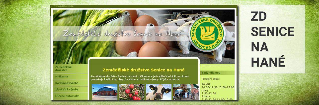 Zemědělské družstvo Senice na Hané