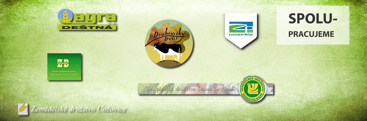 Spolupracující farmy a firmy